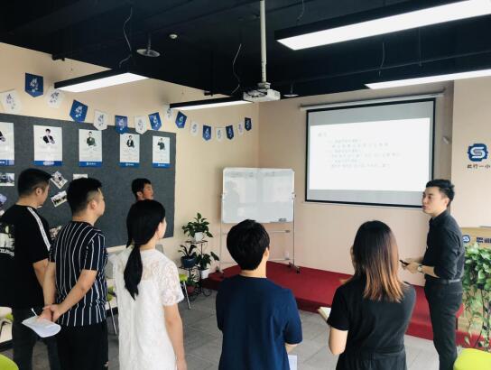 郑州当众讲话培训