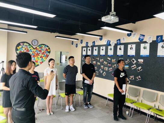郑州演讲培训